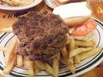 Jackson Hole のハンバーガー